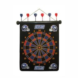 New York Giants Magnetic Dart Board