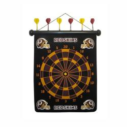 Washington Redskins Magnetic Dart Board