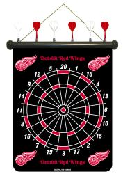 Detroit Red Wings Magnetic Dart Board - Thumbnail 1