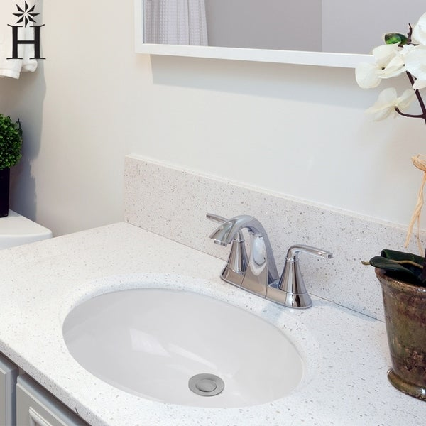 Highpoint Collection Undermount Vanity Sink. Opens flyout.