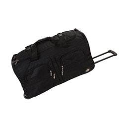 Rockland 36-inch Lightweight Rolling Upright Duffel Bag
