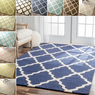 5 215 8 Wool Area Rugs 5x8 Uniquely Modern