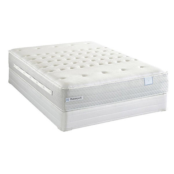 Sealy Posturepedic Pointborough Firm California King-size Mattress Set