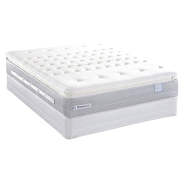 Sealy Posturepedic Pointborough Plush Euro Pillowtop Full-size Mattress Set