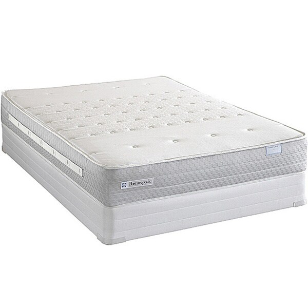 Sealy Posturepedic Forestwood Ultra Firm California King-size Mattress Set