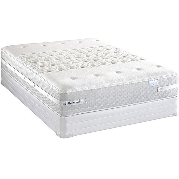 Sealy Posturepedic Forestwood Firm Queen-size Mattress Set