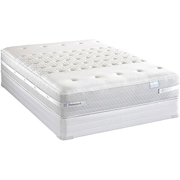 Sealy Posturepedic Forestwood Firm Twin-size Mattress Set