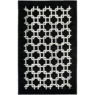 Safavieh Handmade Soho Rolien Links N.Z. Wool Rug