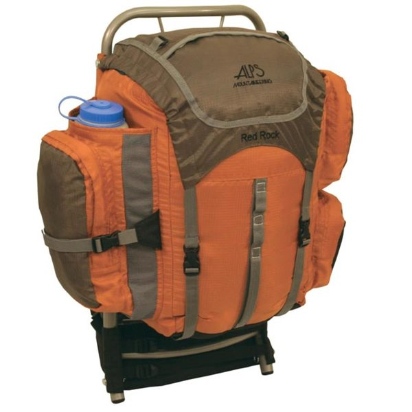 ALPS Mountaineering Red Rock Rust 2050 External Pack