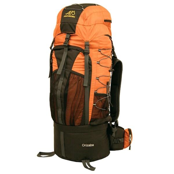 ALPS Mountaineering Orizaba Rust 3300 Internal Pack