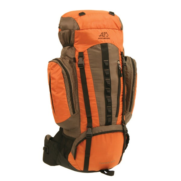 ALPS Mountaineering Cascade Rust Internal Pack (4200 cubic inches)