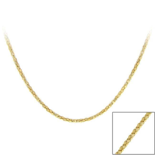 tone silver platted chain shinny design black jewellery wedding wide flat three chains gold yellow italian sterling necklace white