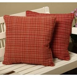 Tweed Decorative Pillows (Set of 2) - Thumbnail 2