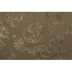 Scroll Chenille Thow Pillows (Set of 2)