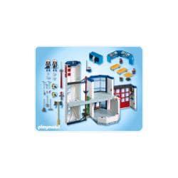 Playmobil Fire Station Play Set