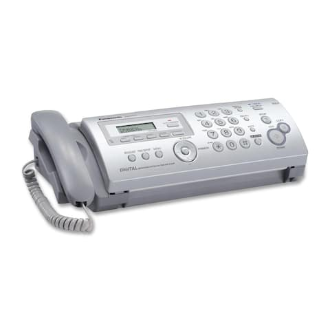 Panasonic Plain Ppr Fax/Copier with Answering System