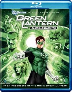Green Lantern: Emerald Knights (Blu-ray Disc)