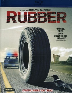 Rubber (Blu-ray Disc)