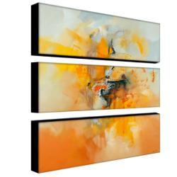 Zavaleta 'Abstract IV' 3-piece Art Set
