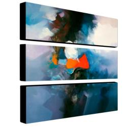 Zavaleta 'Abstract V' 3-piece Art Set