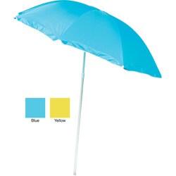 RainWorthy 70-inch Beach Umbrellas with Cases (Pack of 10) (Option: Yellow)