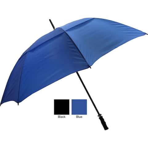 RainWorthy Vented Windproof Fiberglass Umbrellas (Case of 24)