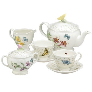 Lenox Butterfly Meadow Tea Set