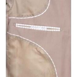 Ferrecci Men's Classic Tan 3-button Suit