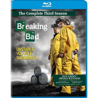 Breaking Bad: The Complete Third Season (Blu-ray Disc)