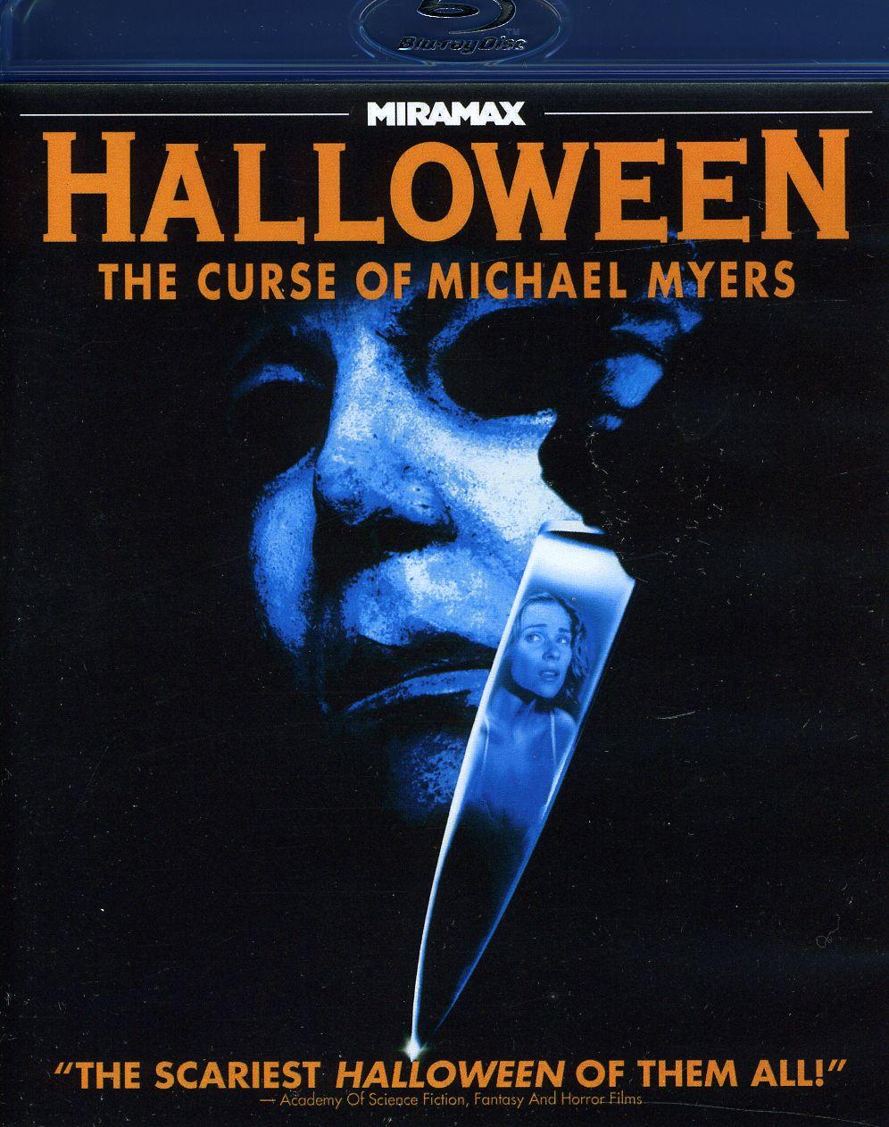 Halloween VI: The Curse Of Michael Myers (Blu-ray Disc)