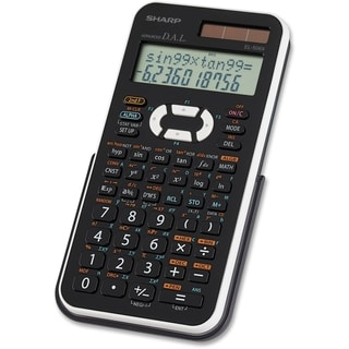 Sharp EL506X Scientific Calculator
