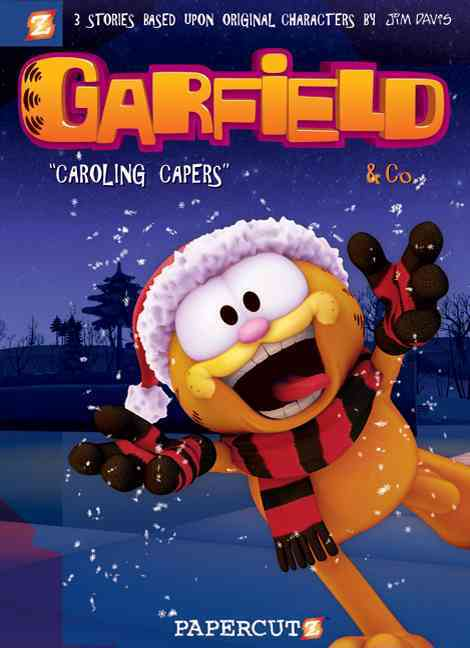 Garfield & Co. 4: Caroling Capers (Hardcover)