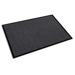 Floortex Ecotex Granite 36 x 48-inch Plush Entrance Mat