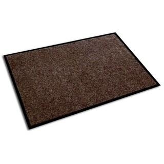 "Doortex Plushmat Indoor Entrance Mat Walnut Brown Size 36"" x 48"""