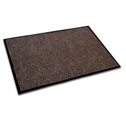 Floortex Ecotex Brown 24x36-inch Rib Entrance Mat