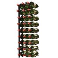Epicureanist 27-bottle Metal Wine Rack
