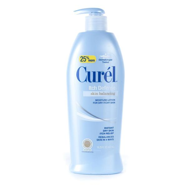 Curel Itch Defense 16 25-ounce 'Dry Itchy Skin' Lotions (Pack of 4)