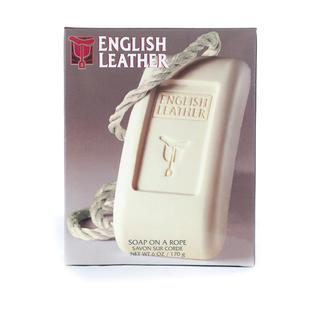 English Leather 6-ounce Soap on a Ropes (Pack of 4)
