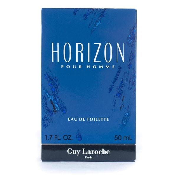 Guy Laroche 'Horizon' Men's 1.7-ounce Eau de Toilette Sprays (Pack of 4)