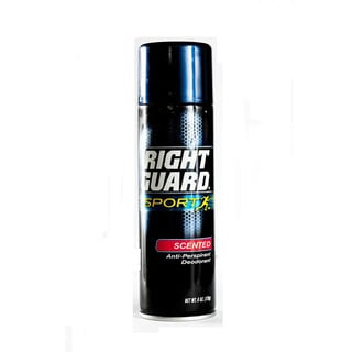 Right Guard Men's 6-ounce Scented Sport Aerosol Antiperspirant Deodorants (Pack of 4)