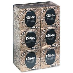 Kleenex White Facial Tissue Boutique Pop-up Boxes (Set of 6)