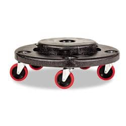 Rubbermaid Commercial Black Brute Quiet Dolly|https://ak1.ostkcdn.com/images/products/5785073/74/240/Rubbermaid-Commercial-Black-Brute-Quiet-Dolly-P13508555.jpg?impolicy=medium