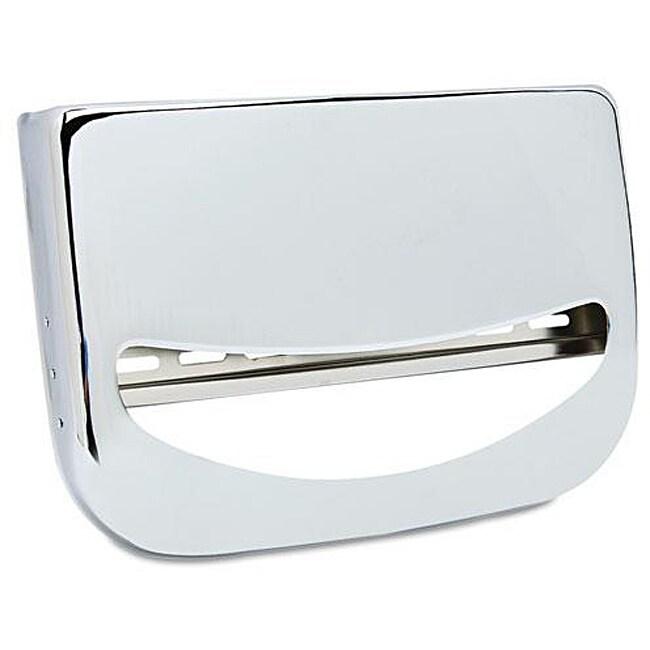 Krystal Boardwalk Toilet Seat Cover Dispenser, 16 x 3 x 1...