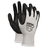 MCR Safety Economy Foam Nitrile Small Gloves (Pack of 12 pairs)
