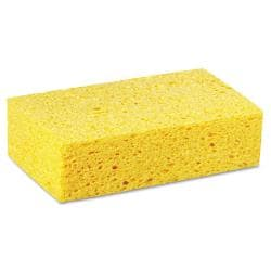 Premiere Pads Large Yellow Cellulose Sponges (Case of 24) - Thumbnail 1