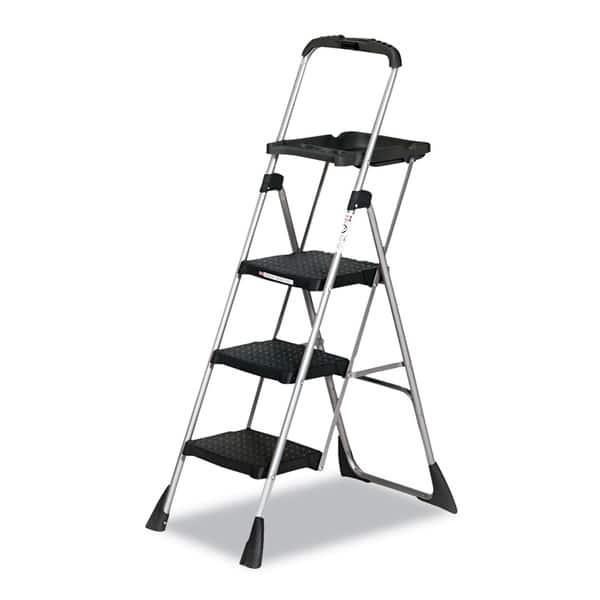 Stupendous Shop Cosco Max Work Steel Platform Black Step Stool Free Ncnpc Chair Design For Home Ncnpcorg