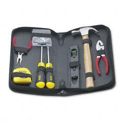 Stanley Bostitch General Repair Tool Kit in Water Resistant Black Case
