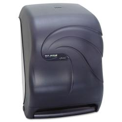 San Jamar Black Electronic Touchless Roll Towel Dispenser