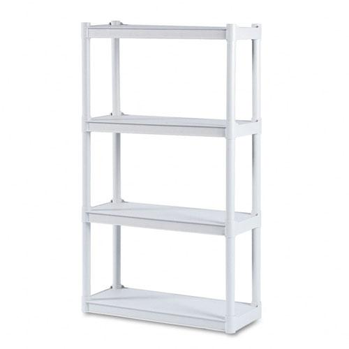 Iceberg Platinum Rough-n-Ready 4-shelf Open Storage System