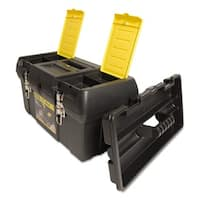 Stanley Bostitch Series 2000 Two-lid Compartment Toolbox